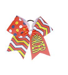Watermelon Dancer Bow