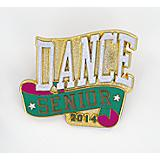 Dance Senior 2014 Pin