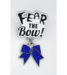 Fear The Bow Pin
