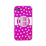 IPhone 4/4S Polka Dot Cheer Case