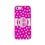 IPhone 5/5S Polka Dot Cheer Case