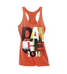 Dance Watermelon Loose Tank