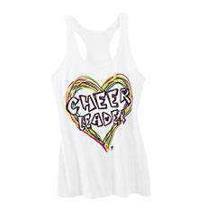 Cheer Neon Heart Loose Tank