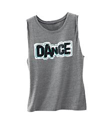 Dance Oxford Muscle Tank