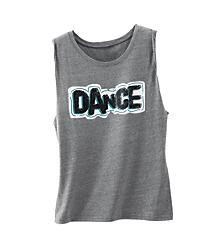 Dance Oxford Muscle Tank
