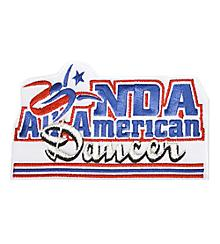 NDA All-American Patch