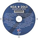 NDA 2013 Dance Camp CD