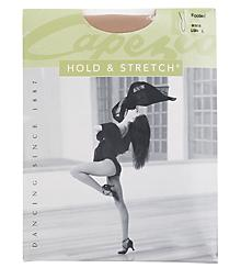 Capezio Hold and Stretch Footed Tights