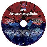 NDA 2014 Dance Summer Camp CD