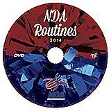 NDA 2014 Dance Camp Material DVD