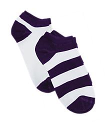 2-Pack Stripe/Solid Footie