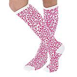 Snow Leopard Tube Sock