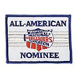 NCA All-American Nominee Patch