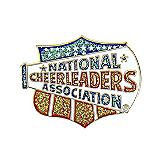 NCA Glitter Shield Pin