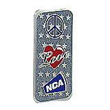 Peace Love NCA Pin