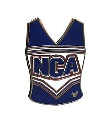 NCA Mini Uniform Pin
