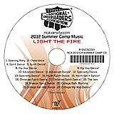 NCA 2012 Cheer Camp CD