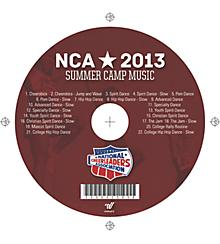 NCA 2013 Cheer Camp CD