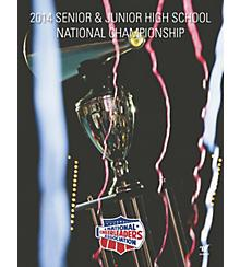 NCA 2014 High School Nationals Finals for Large Intermediate HS, Large Intermediate JH/MS, Large Novice HS & Large Novice JH/MS