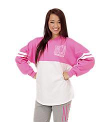 NCA Pink 2 Tone Spirit Tee