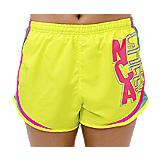 NCA Yellow & Aqua Cheer Windshort