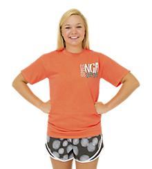 NCA Watermelon Cheerleader Sunglasses Tee