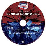 NCA 2014 Cheer Summer Camp CD