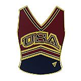 USA Uniform Top Pin