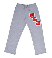 USA Heather Lounge Pant