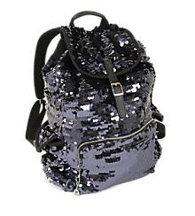 Sequin Back Pack