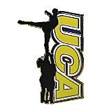 UCA Arabesque Stunt Pin