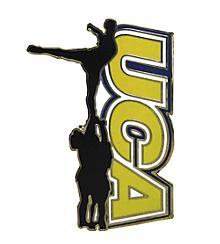 UCA Arabesque Stunt Pin