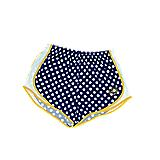 UCA Navy Polka Dot Wind Short