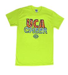 UCA Yellow It's Simple Tee