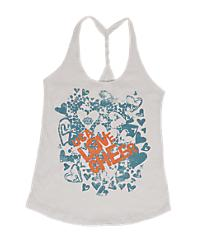 UCA White Heart Loose Tank