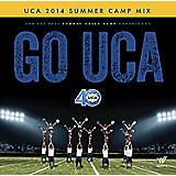 UCA 2014 Camp Mix CD