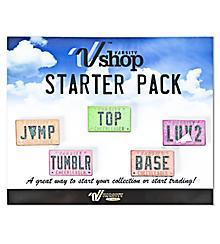 Cheer License Plate Pin Starter Pack