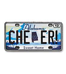 Alabama State Pin