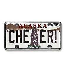 Alaska State Pin