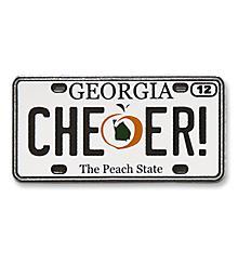 Georgia State Pin