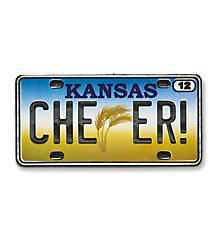 Kansas State Pin