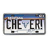 Montana State Pin