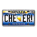 Nevada State Pin