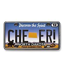 North Dakota State Pin