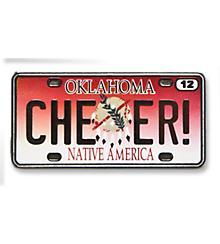 Oklahoma State Pin