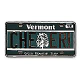 Vermont State Pin