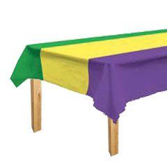 Mardi Gras Table Cover