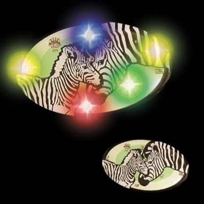 LED Zebras Blinky - 12 Pack BLI089DZ