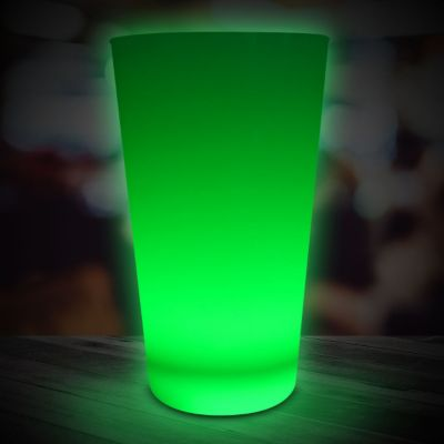 Green LED and Light-Up Cup-16oz LIT51-LIT510EA