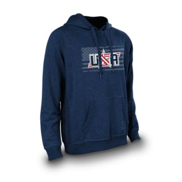 Men's Vintage USA Graphic Hoodies